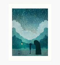 Spirited Journey 2 Art Print