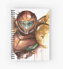 SAMUS Spiral Notebook
