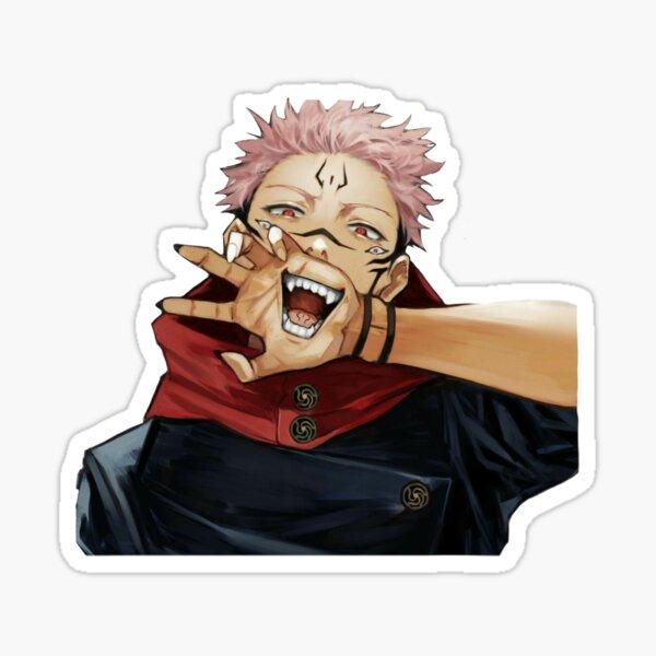 Itadori | jujutsu kaisen | anime Sticker