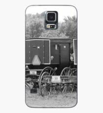 Amish Buggies Case/Skin for Samsung Galaxy