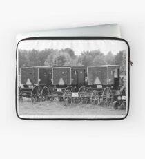 Amish Buggies Laptop Sleeve