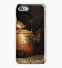 Put the Kettle On iPhone Case/Skin