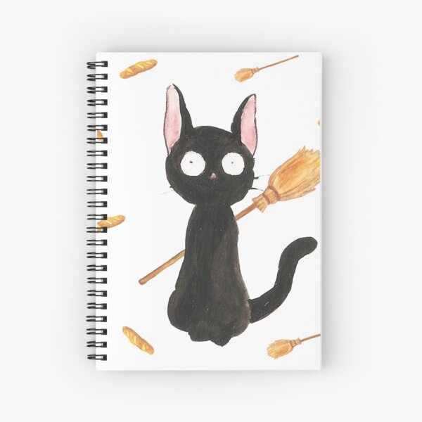Jiji Spiral Notebook