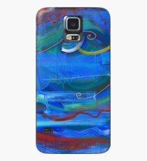 Pool Wellen Hülle & Skin für Samsung Galaxy