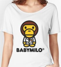 Baby Milo a Bathing Ape Women's Relaxed Fit T-Shirt