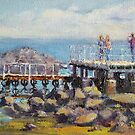 Out and About Williamstown by Franciska Howard
