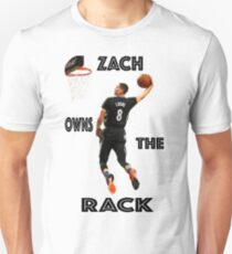 ZACH LAVINE ACHIEVES ORBIT Unisex T-Shirt