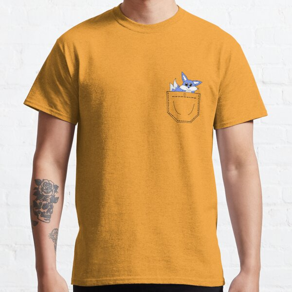 Frankie the Fox - Your Pocket Assistant Classic T-Shirt