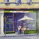 Chill Out - Ice Cream Shop Williamstown by Franciska Howard