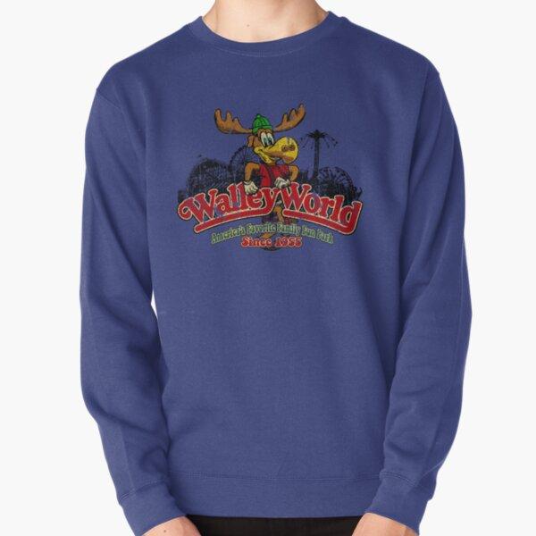 walley world 1955 vintage  Pullover Sweatshirt