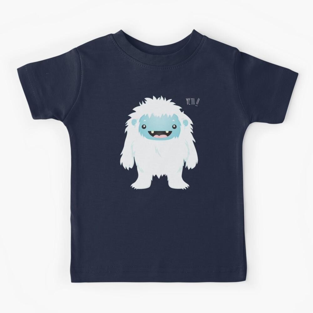 Yeti !! Kids T-Shirt