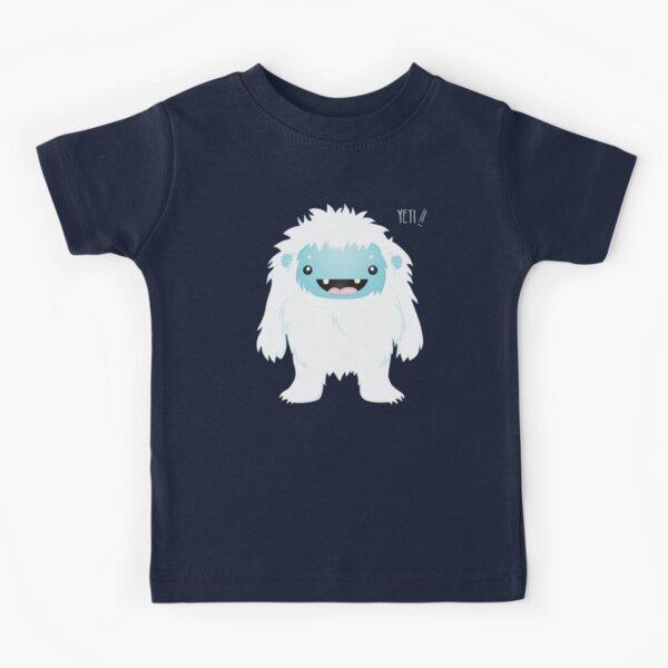 Yeti !! T-shirt enfant