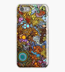 organics of imagination  iPhone Case/Skin