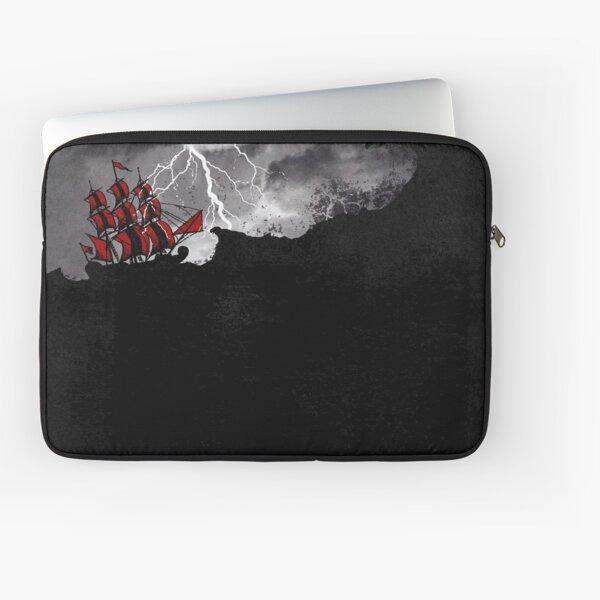 El naufragio de la tempestad Funda para portátil