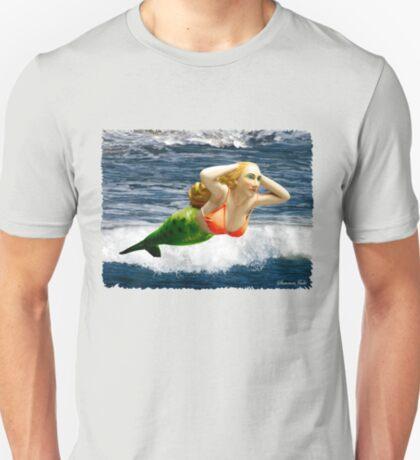 Mermaid ~ Feeling Free   T-Shirt