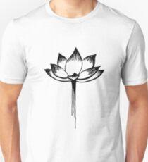 The Great Lotus Flower Unisex T-Shirt