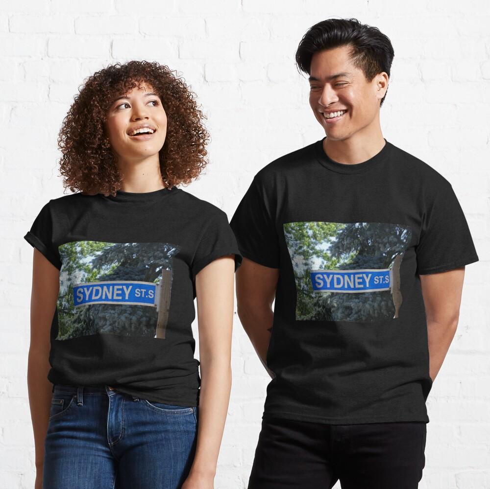Sydney, Sydney magnet, Sydney sticker  Classic T-Shirt