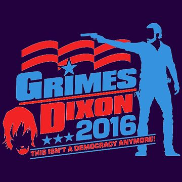 Grime Dixon Democrazy by QuennBeat