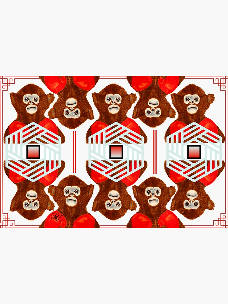 Fighter Monkey 2.0 by PTnL