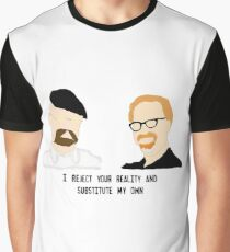 Mythbusters Graphic T-Shirt
