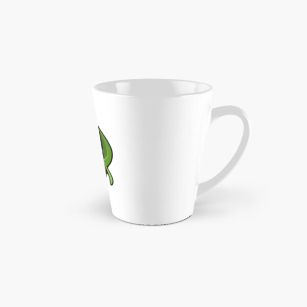 Toony Monstera Leaf Tall Mug