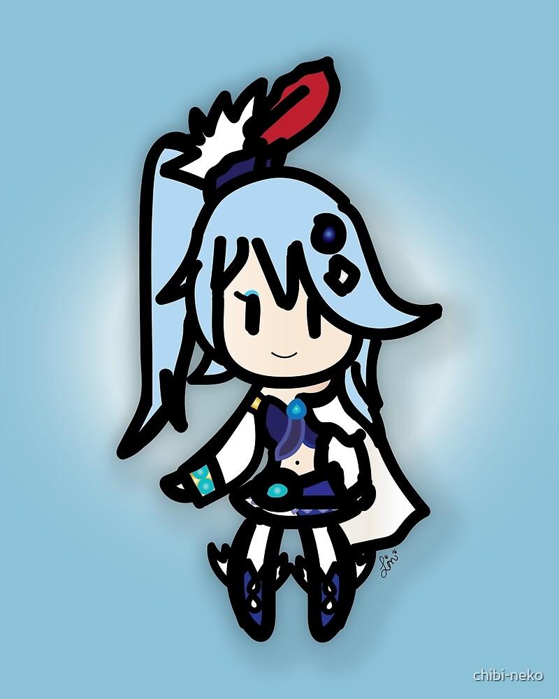 Hyrule Warriors Lana by chibi-neko