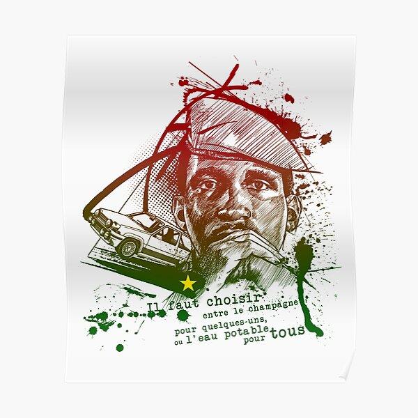 Thomas Sankara 2.0 Poster