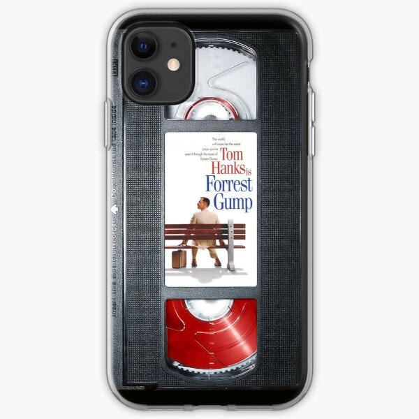 Forrest Gump vhs case iPhone Soft Case