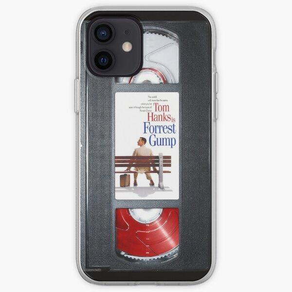 Forrest Gump vhs case iPhone Soft Case