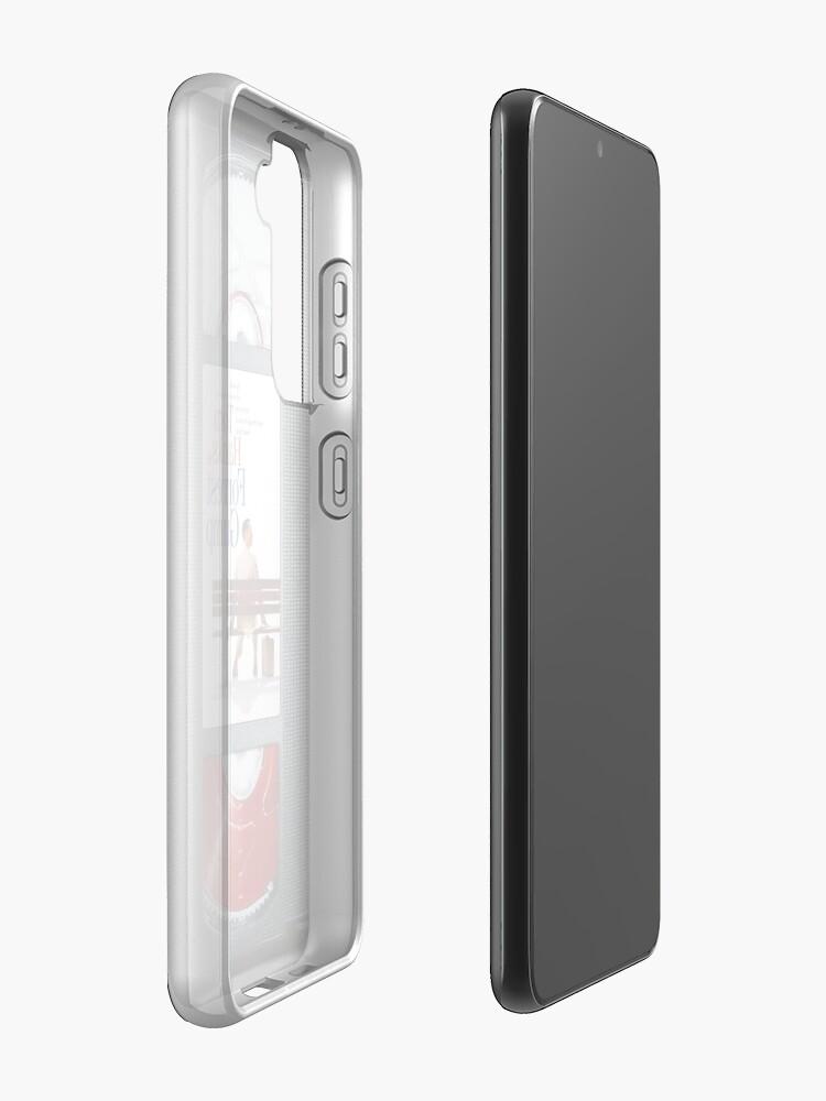 Alternate view of Forrest Gump vhs case Case & Skin for Samsung Galaxy