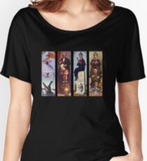 Haunted mansion all character Women's Relaxed Fit T-Shirt
