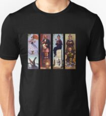 Haunted mansion all character Unisex T-Shirt