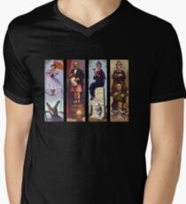 Haunted mansion all character T-Shirt