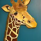 Giraffe by jansimpressions