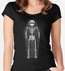 Dead As Can Be Women's Fitted Scoop T-Shirt