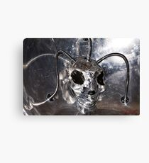 Science Fiction Character Canvas Print