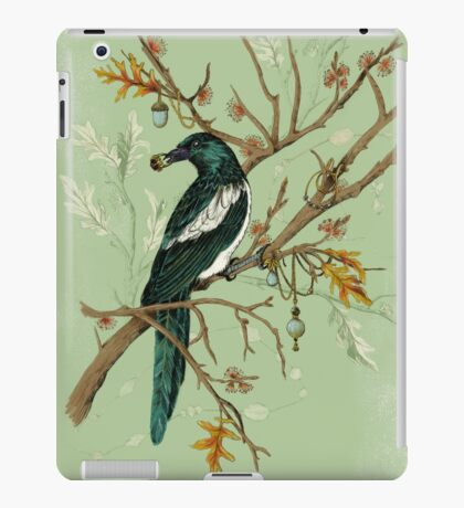 Magpie Birds iPad Case/Skin
