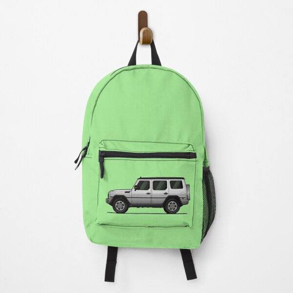 G-Class 4x4 White Backpack