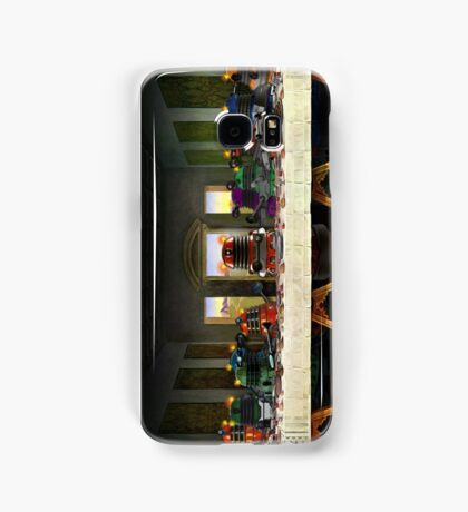 Last Supper of the Daleks Samsung Galaxy Case/Skin