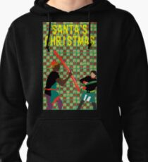Santa's Christmas Feature Film Official Poster T-Shirt