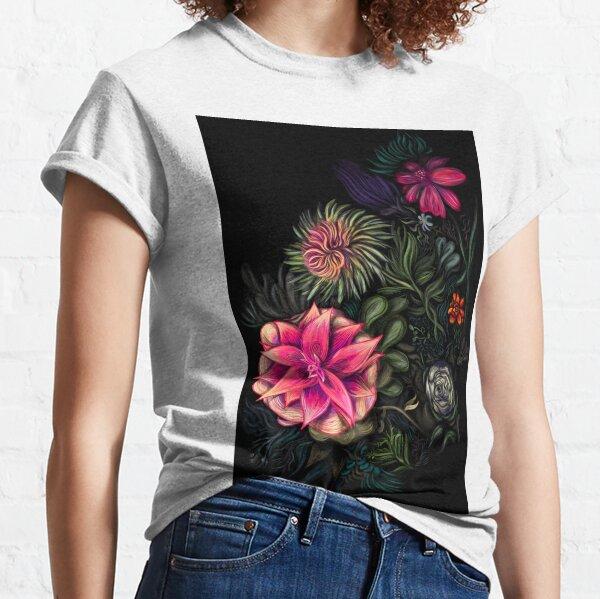 florecitas pedorras locas  Classic T-Shirt