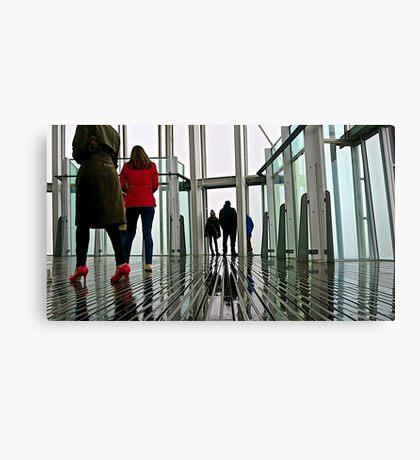 72nd Floor Canvas Print