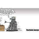 The Dalek Interpretation by ToneCartoons
