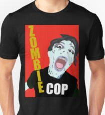 Zombie Cop Feature Film Official Poster T-Shirt