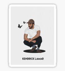 Kendrick Lamar - To Pimp A Butterfly Sticker