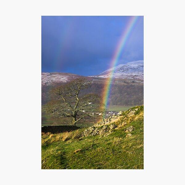 Rainbows End Photographic Print