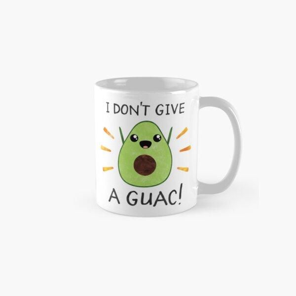 ¡No doy un guacamole! Taza clásica