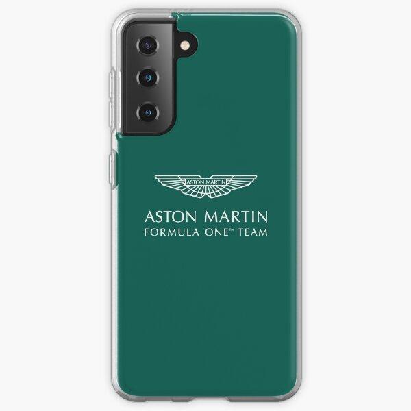 Logo Aston Martin F1 Coque souple Samsung Galaxy