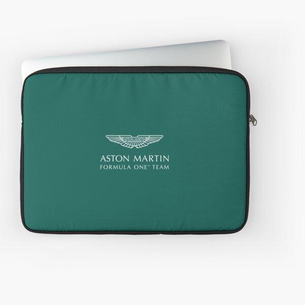 Logotipo de Aston Martin F1 Funda para portátil