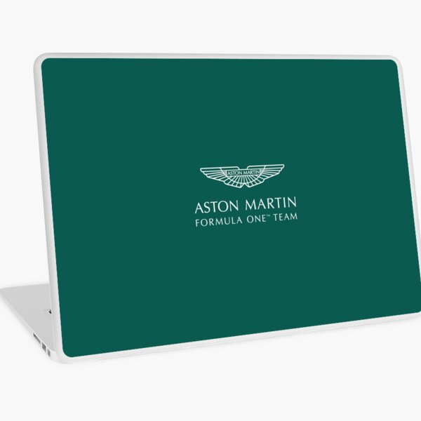 Logo Aston Martin F1 Skin adhésive d'ordinateur